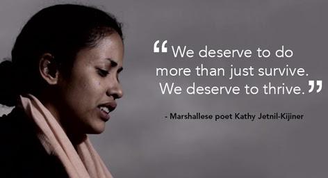 Kathy Jetnil-Kijiner Marshallese poet Picture